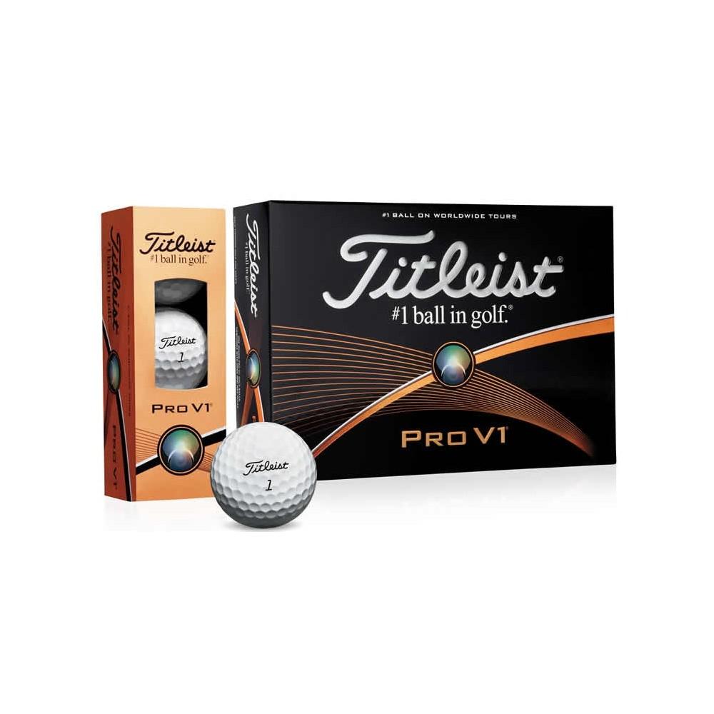 Pelotas de Golf Titleist Pro V1