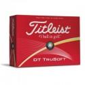 Pelotas de Golf Titleist DT TruSoft