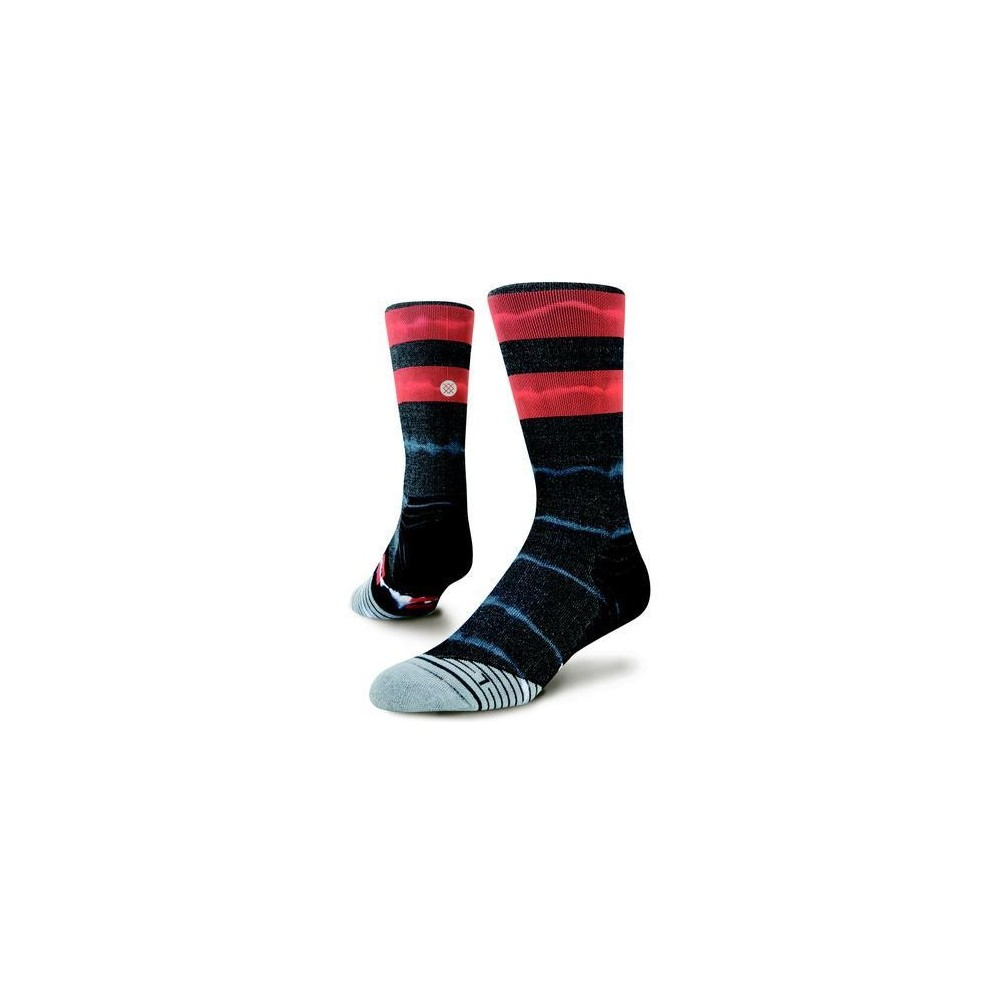 Calcetines Stance Light Weight Negro Azul