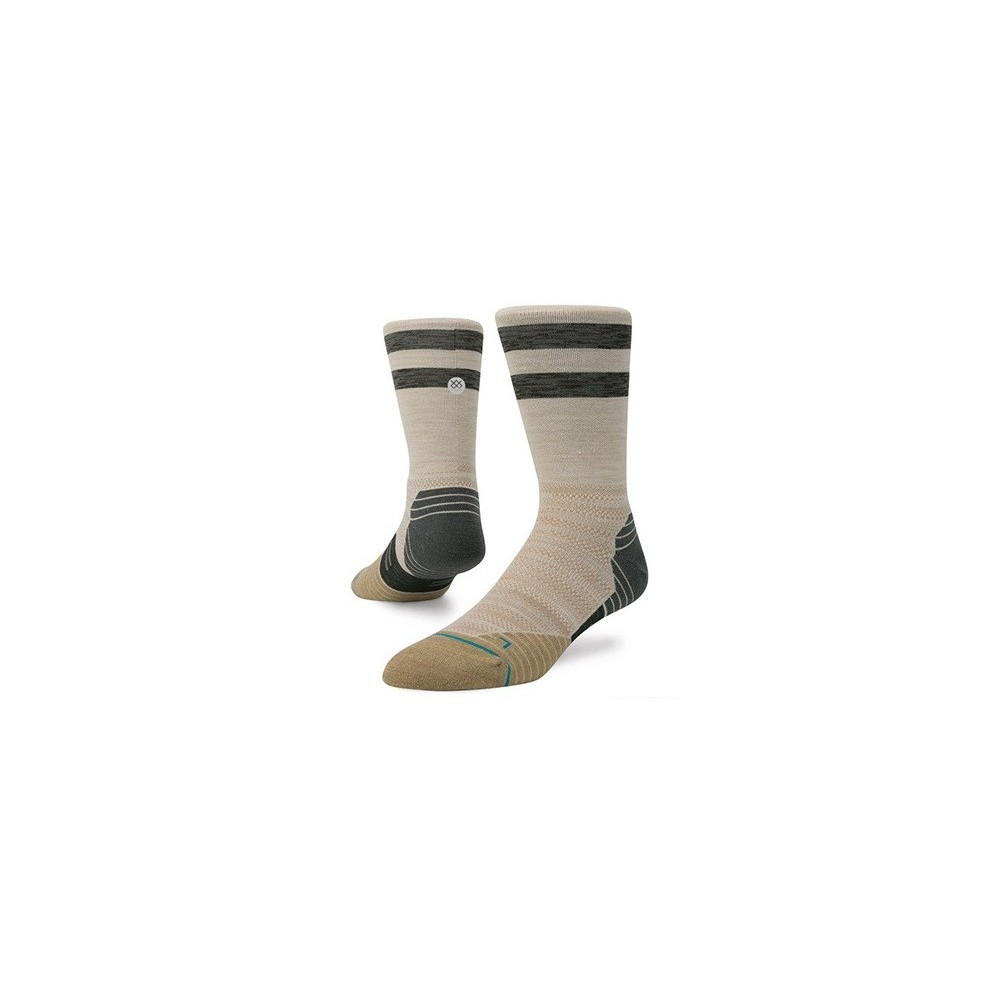 Calcetines Stance Fusion Wool Beige
