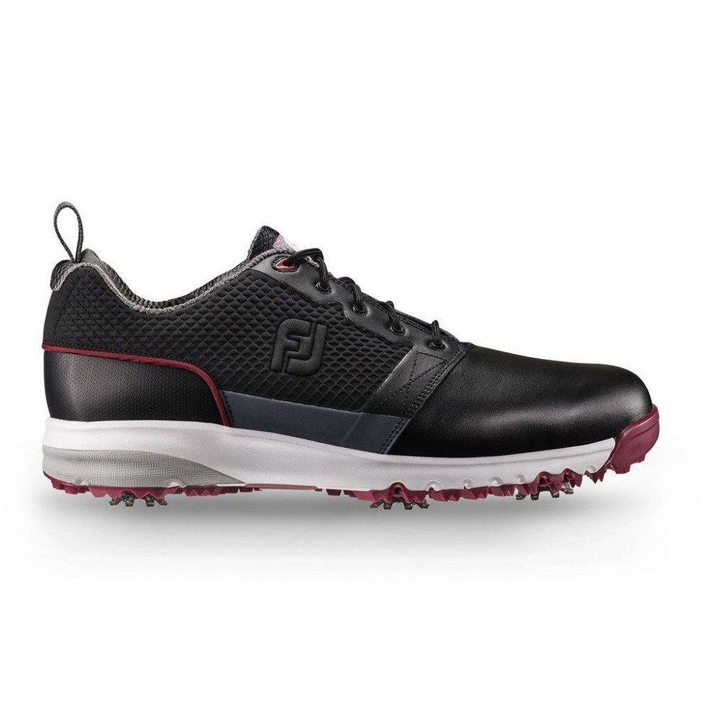 Zapatillas de Golf Foot Joy FJ Contour Fit Negro