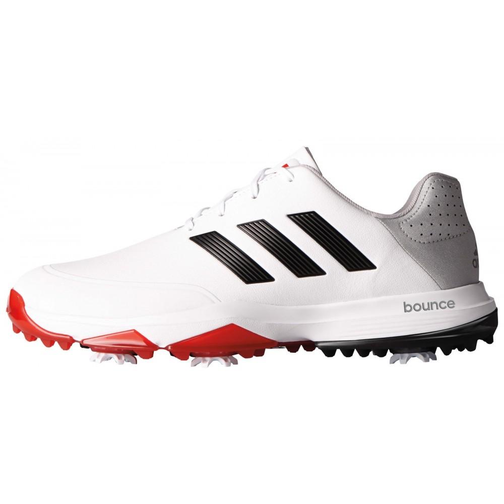 premium selection f1568 6fb0a Zapatillas Golf Adidas Adipower Bounce Blancas. Liquidación!