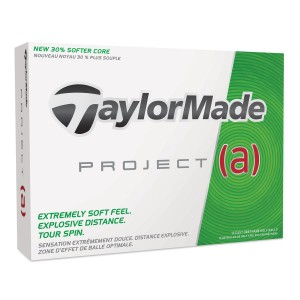 Pelotas de Golf TaylorMade Project A