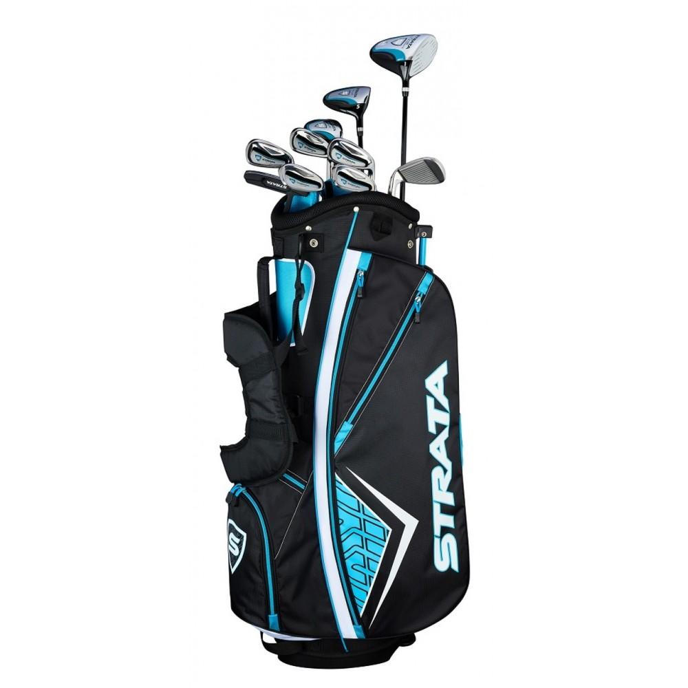 Equipo de Golf Strata Plus 14 Piezas Mujer 2019