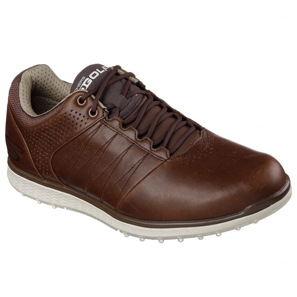 Zapatillas de Golf Skechers GO GOLF ELITE 2 Lux Chocolate