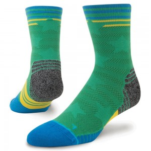 Calcetines Stance Fusion Verde