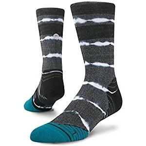 Calcetines Stance Fusion Negro Gris