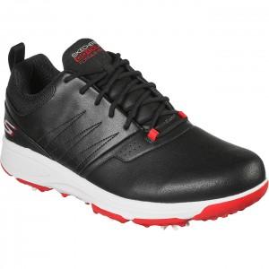 Zapatillas de Golf Skechers Black/Red Torque-Pro